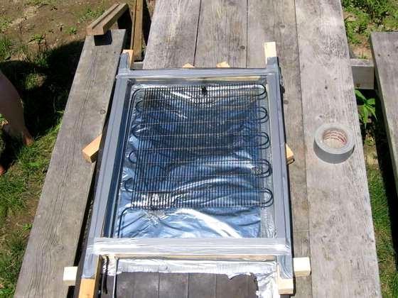 Солнечный нагрев воды своими руками фото 387
