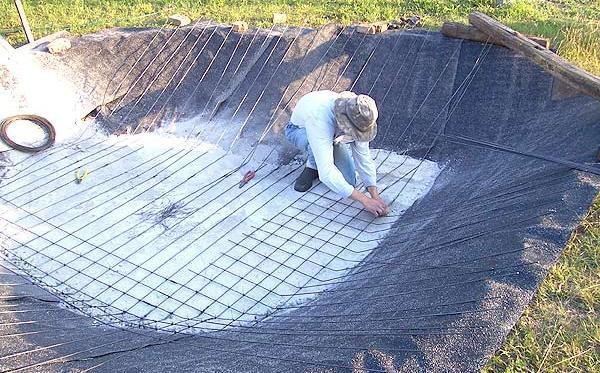 Как построить пруд своими руками