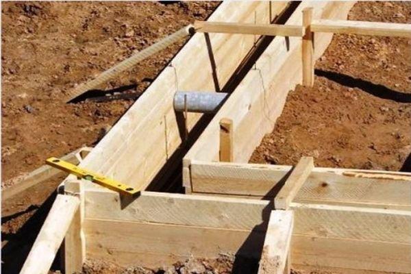 Опалубка для фундамента своими руками|Правила сооружения, рекомендации