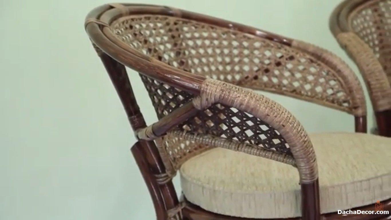 Изготовление плетеной мебели своими руками